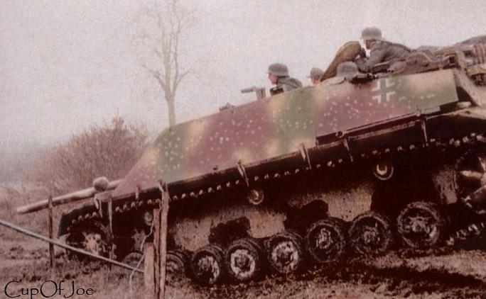 Jagdpanzer IV/L70 (V) Ardennes Offensive
