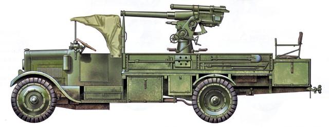 1927 Autocannone da 75/27 CK (Ceirano 50 CMA)