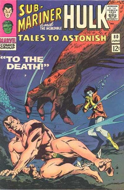 Tales to Astonish 080