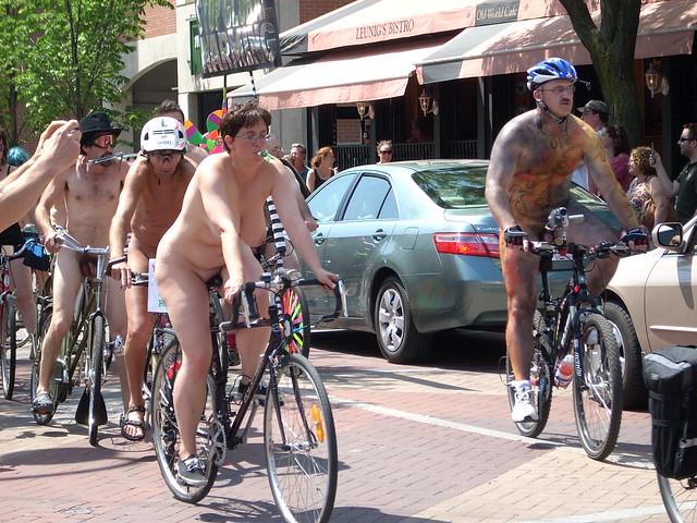 Nude Radtour Burlington vt