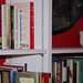 Small photo of Adjustable bookshelves