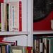 Small photo of Adjustable bookshelves