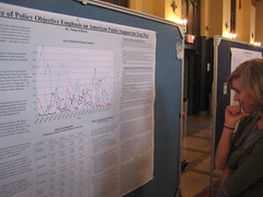 tourist attraction(0.0), writing(0.0), presentation(0.0), poster session(1.0),