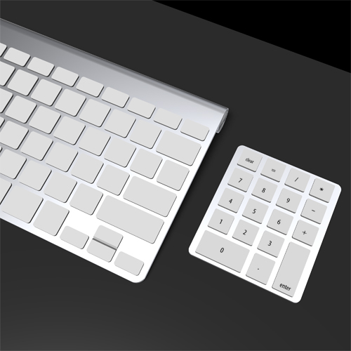 10-Key Keyboard + Calculator