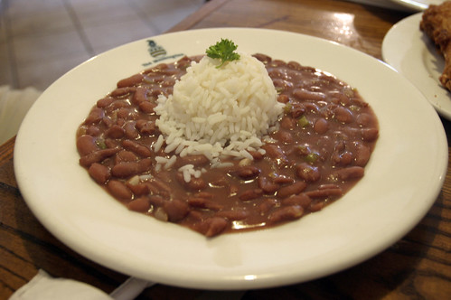 Willie Mae's Red Beans and Rice