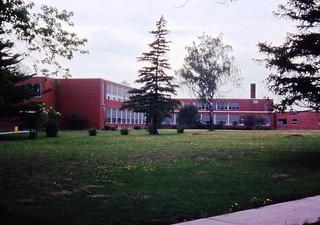 RIDGETOWN ONTARIO CANADA 1978 HIGH SCHOOL