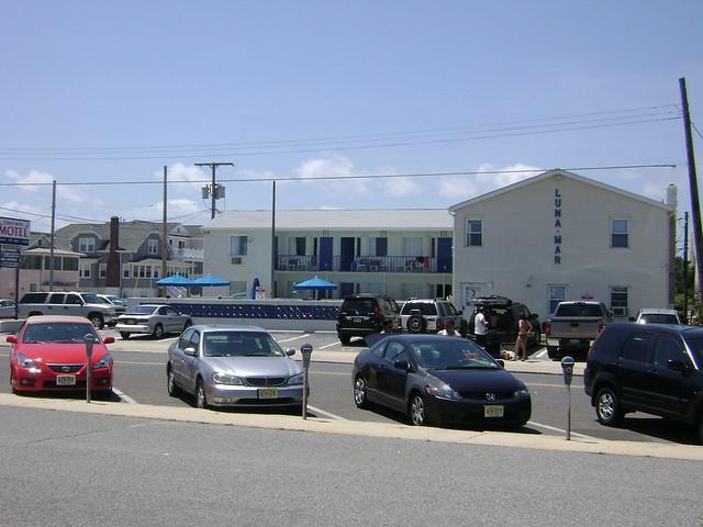 Seaside Park Hotel Selbstmord