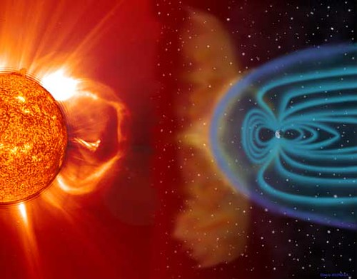 Coronal Mass Ejection: Artist Concept (NASA, Sun)