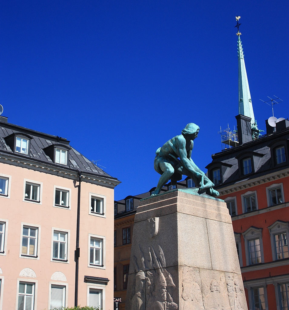 Kornhamnstorg, Gamla Stan, Stockholm, Sweden