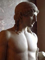 sculpture: roman