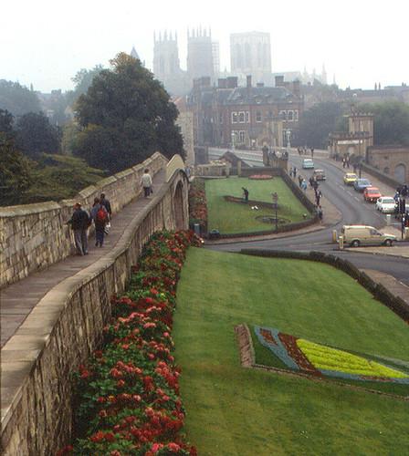 York - City Wall