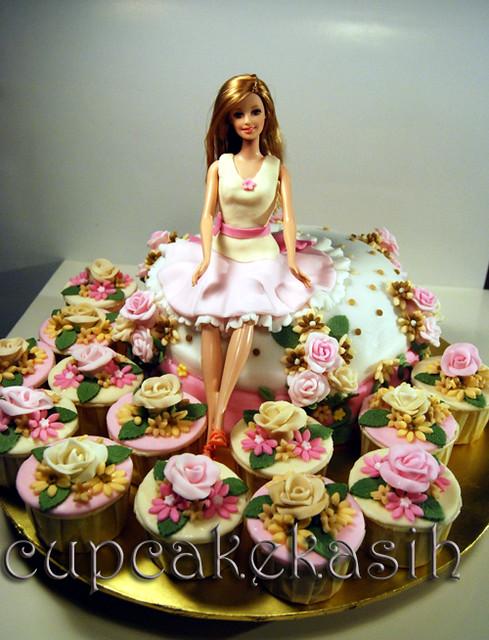Iman Birthday Cake