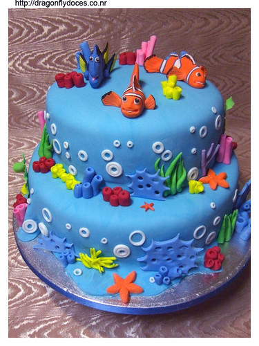 Most amazing pics amazing cake art amazing photos of for Anpanman cake decoration