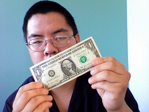 Slackershot: Money