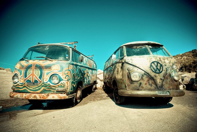 Hippies are back!