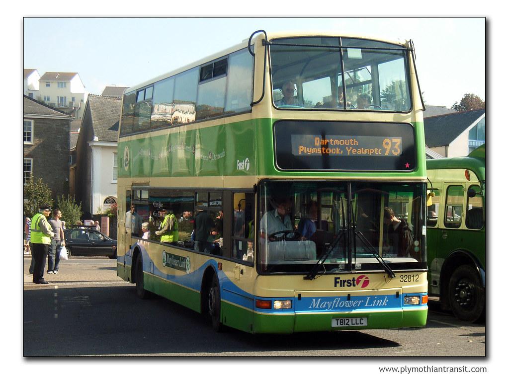 First 32812 T812LLC