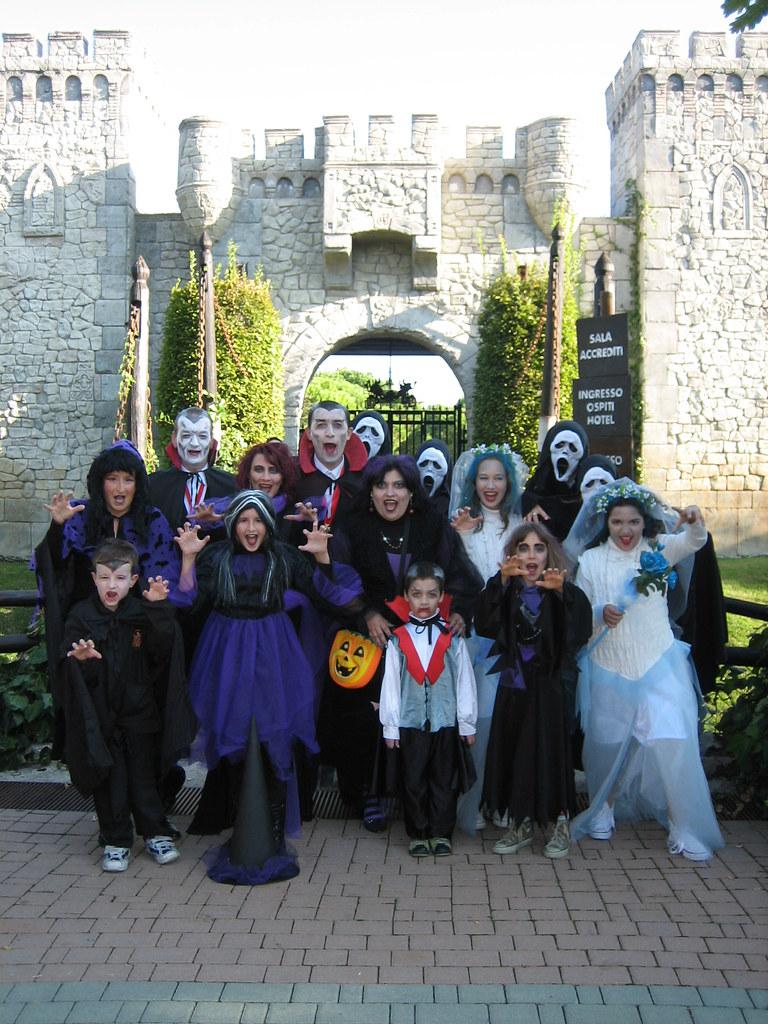 Halloween A Gardaland.Gardaland Magic Halloween 2008 Gardaland Flickr
