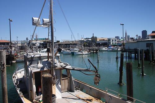 San francisco fishing vessels flickr photo sharing for San francisco fishing