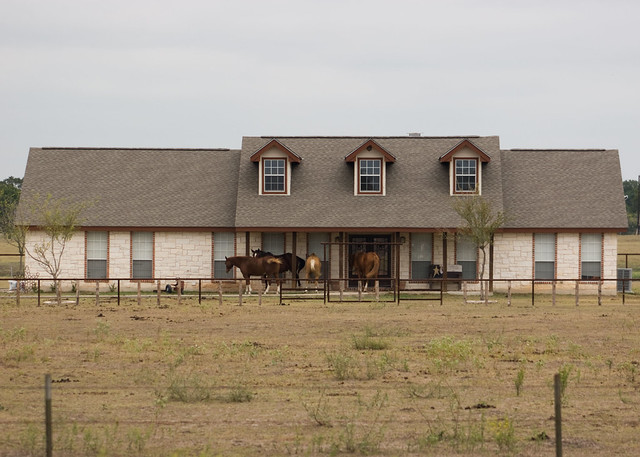 Texas Style Ranch House Flickr Photo Sharing
