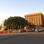 JFK assassination site