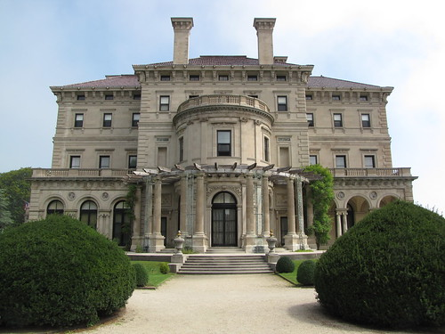 rhodeisland newport mansion thebreakers
