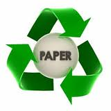 paper recycle image | by croweshredding