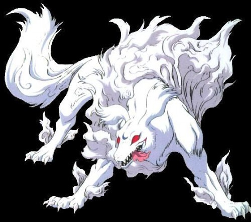 Sesshomaru the Dog Demon | Sesshomaru in his big dog demon ...