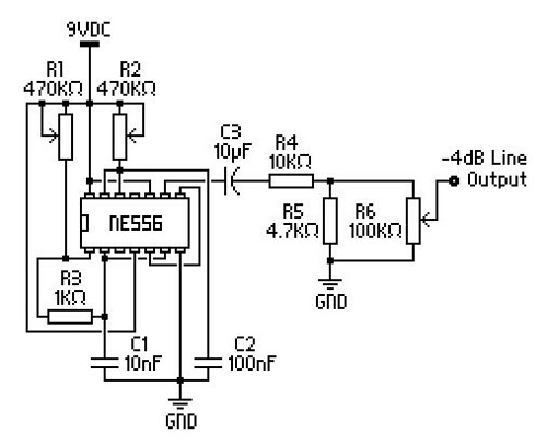 555 timer circuit schematic with 2319234542 on Simple Sound Effect Generator Circuit Using Ic 555 And Ic 4017 in addition 555 Temperature Controller Circuit besides Digital Clock Without Microcontroller additionally Dc Motor Speed Control Circuit Diagram Using 555 Timer likewise Positive Trigger Timer.