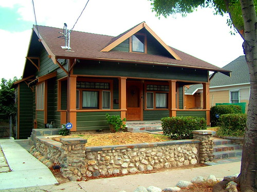 Silver Lake's Oldest House? 832 Coronado Terrace, c.1885 by Michael Locke