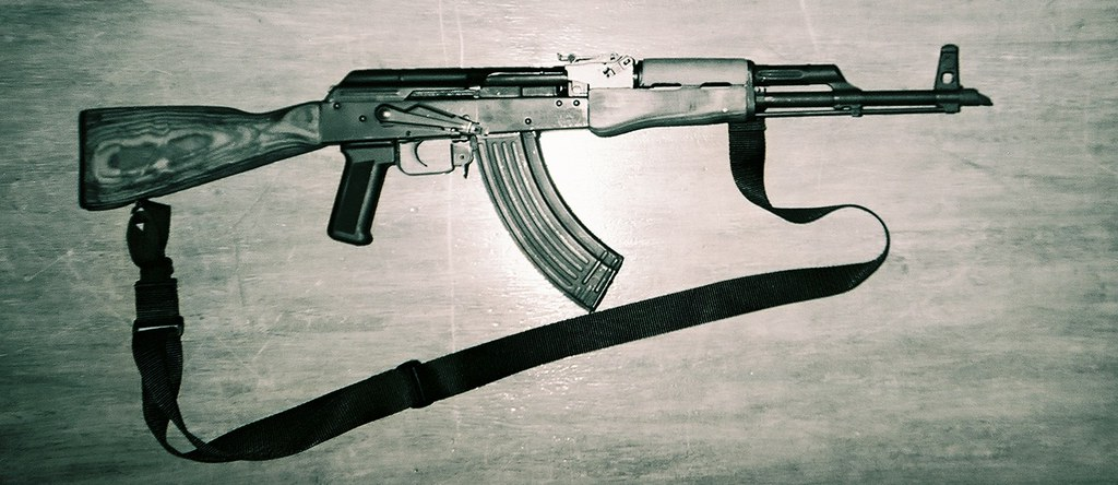 Black and White WASR-10 | (200) overhead view, WASR-10 semia… | Flickr