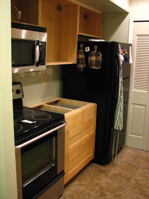 Repair Kitchen Cabinet Doors Particle Board Threaded