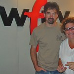 Slaid Cleaves at WFUV with Rita Houston