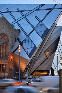 Michael Lee Chin Crystal - Royal Ontario Museum