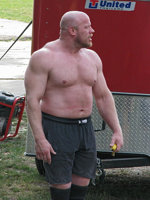 Strongman Competition 2008
