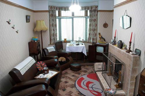 1950s living room flickr photo sharing for 50s living room ideas