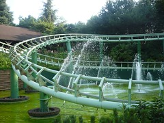 Gardaland Theme Park & Sealife Aquarium