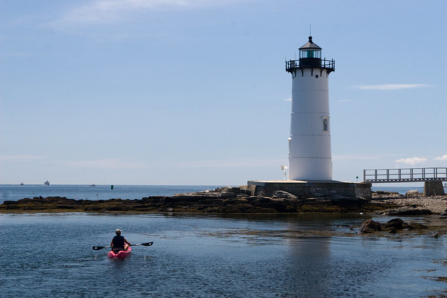 Ft. Constitution Lighthouse