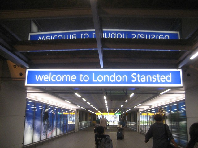 Welcome to London Stansted!