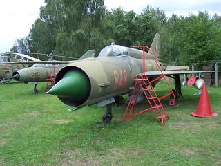MiG-21bisSAU