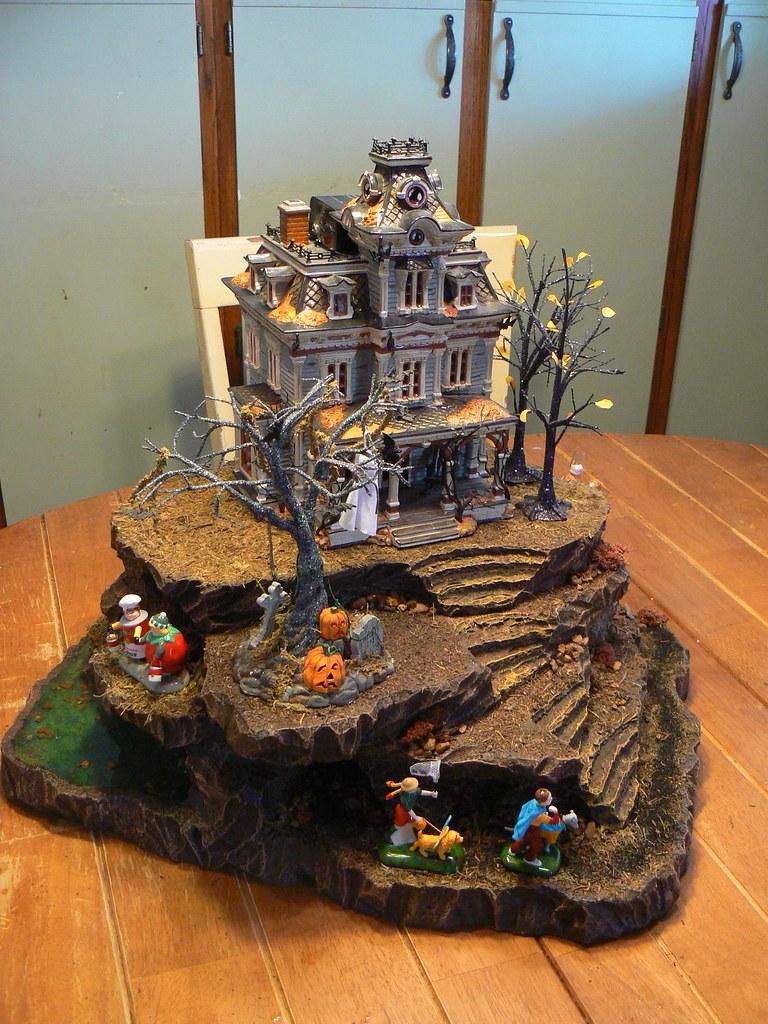 Halloween island hill