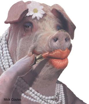 Lipstick on a pig.