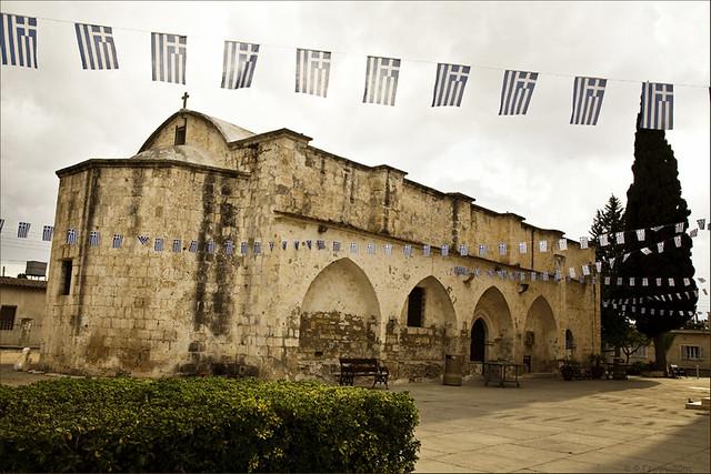 Old Church of Panagia, Athiainou village