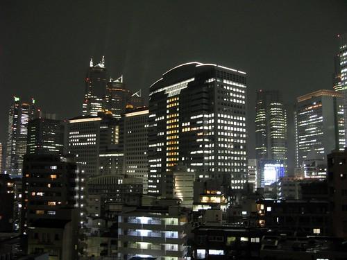 大都会新宿
