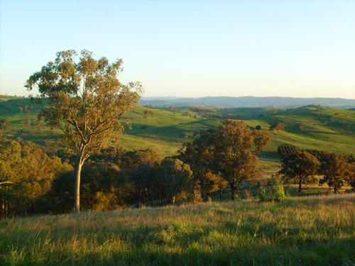 Gundagai Australia  City new picture : Hillside sunset, Gundagai | Near Gundagai, NSW, Australia. | Flickr ...