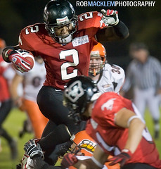 Victoria Rebels 10 Okanagan Sun 26