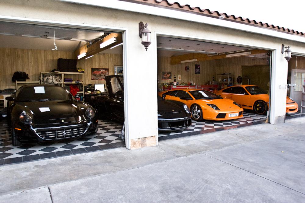 Gtteam les garages de r ve for Garage des etoiles montigny les cormeilles