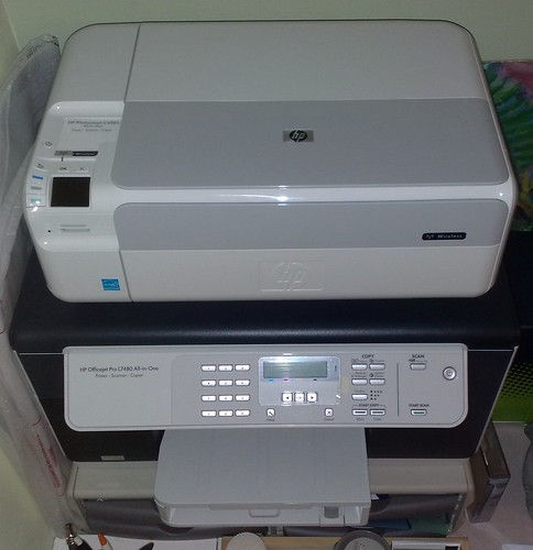 hp all-in-one printer scanner