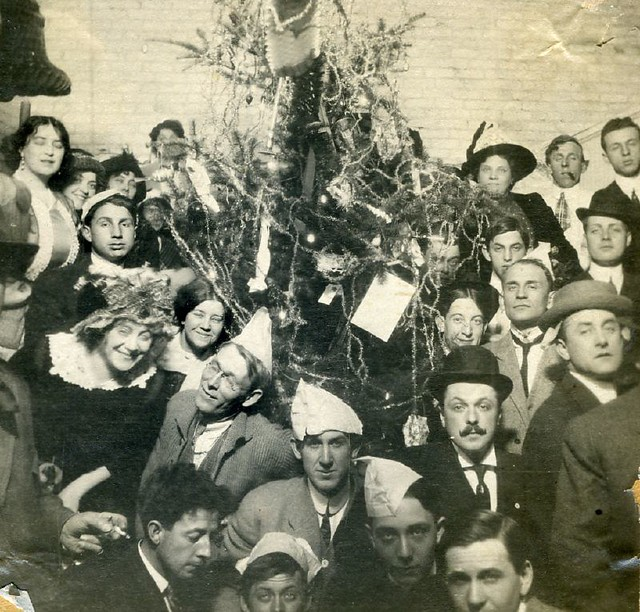 A Hollywood Christmas And New Years Party Old School