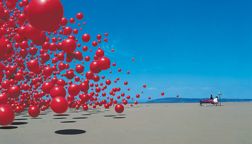 Storm Thorgerson, cover image for The Cranberries