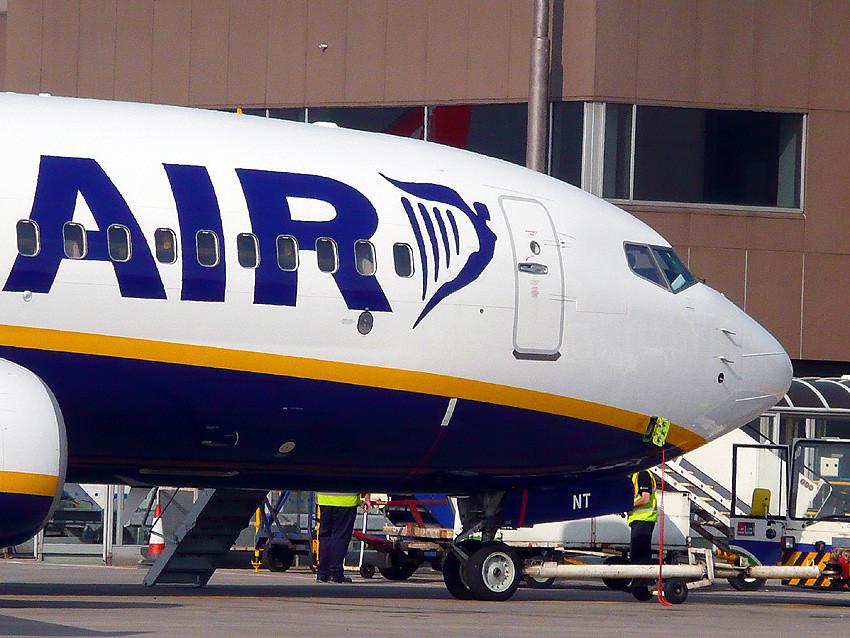 EI-ENT - B738 - Ryanair